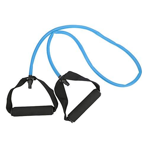 DALL Yoga Elastizität Schlitz Latex Widerstand Schlauch Brust-Expanding Abnehmen Gewicht Multifunktions-Zuggurt Fitnessgeräte