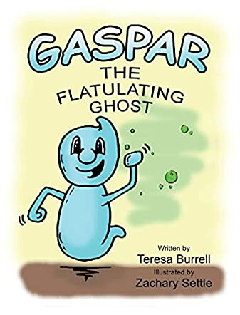 Gaspar the Flatulating Ghost