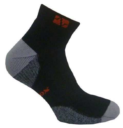 Vitalsox Tennis Extra Padding Drystat Compression Socks VT0213T, Uomo, Black