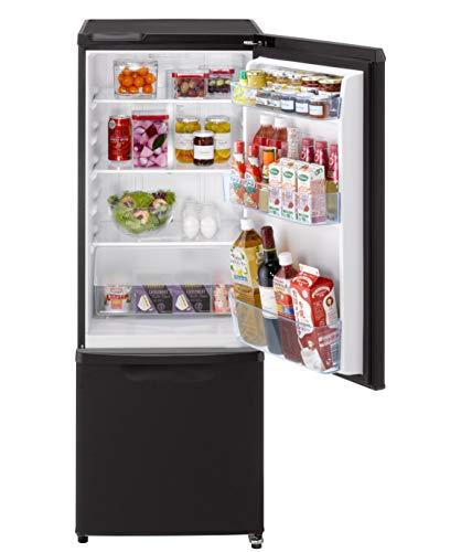 パナソニック冷蔵庫2ドア168LマットビターブラウンNR-B17CW-T