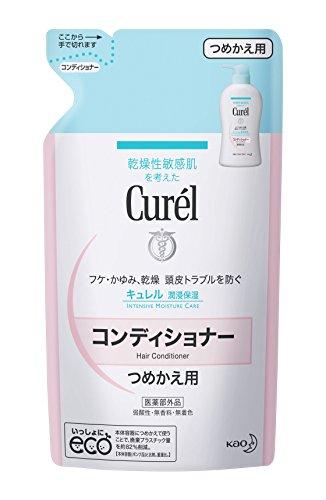 Curel JAPAN Curel Conditioner Refill 360ml
