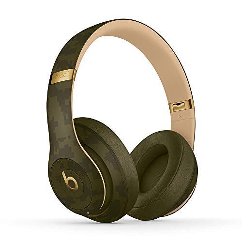 Beats Studio3 Wireless Noise Cancelling Headphones - Beats Camo Collection -...