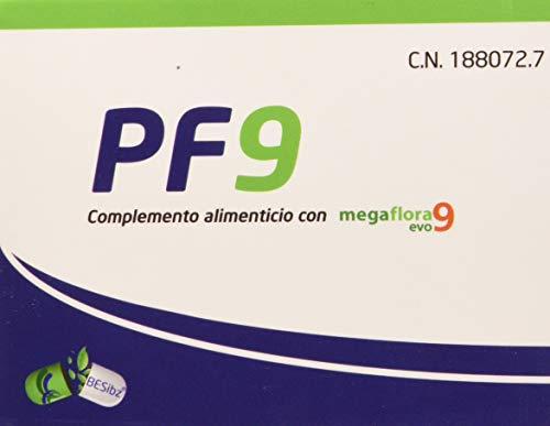 Besibz Pf9 Probiotico Forte 60 Capsulas - 1 Unidad