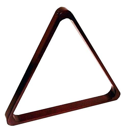 Triangel 57' Holz mahagoni