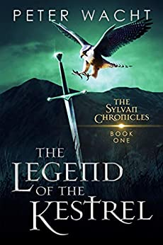 Book Cover for The Legend of Kestrel