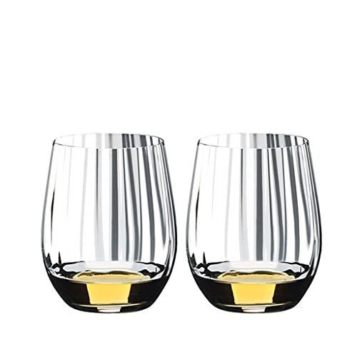 FEANG Juego de 2 copas de vino de whisky, vasos de whisky de cristal, vasos gruesos para whisky, cócteles, licor, Home Bar, whisky, copas de champán