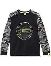 DeFacto Baskılı Sweatshirt Erkek çocuk Sweatshirt
