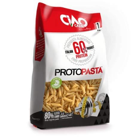 8 Ciao Carb ProtoPasta 60% Protein Penne da 250