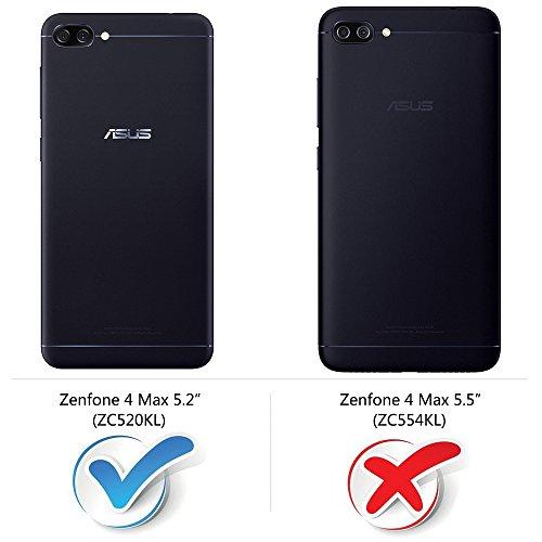 COODIO Custodia per ASUS Zenfone 4 Max ZC520KL
