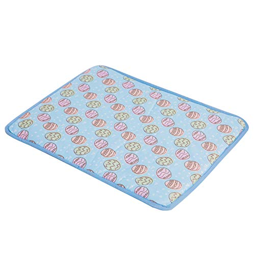 IVYSHION Alfombrilla Refrigerante para Mascota Manta Refrescante de Gato para Verano Impermeable Manta de Dormir Fresco
