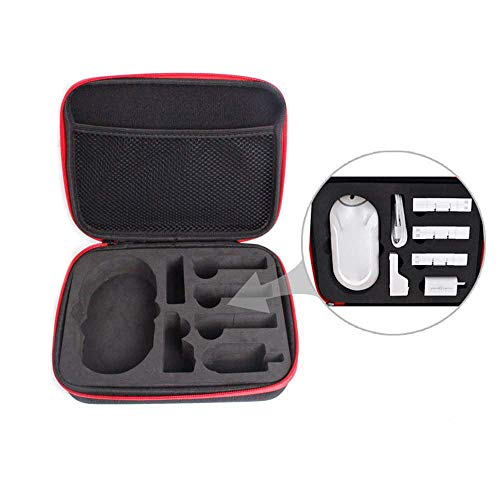 Tineer Portable Carry Case Durable Backpack Handbag Storage Bag for ZEROTECH Dobby Mini Selfie Pocket Drone,Carry Box Some Accessories image