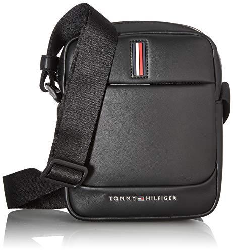 Tommy Hilfiger Herren TH METRO Tasche, Black, One Size
