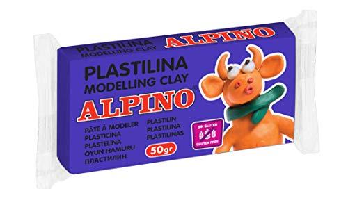 Alpino DP00006201 - Pastilla plastilina