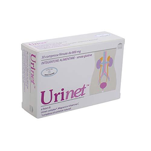 Urinet Integratore alimentare - cistiti, incontinenza, perdite urinarie