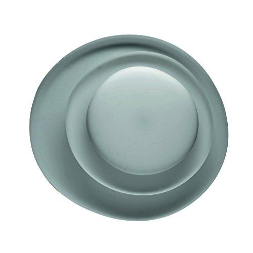Foscarini Bahia Fluo Lampada, 62 watts, Bianco, alluminio