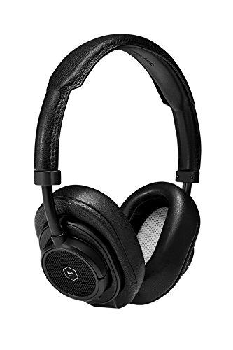 Master & Dynamic オン&オーバーイヤー ワイヤレスヘッドホン MW50+ 高音質/高耐久/Apt-X対応/Bluetooth対応 ブラック&ブラック【国内正規品】