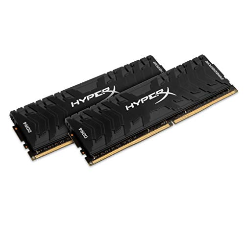 HyperX Predator HX432C16PB3K2/32 DDR4 3200 MHz CL16 DIMM 32 GB kit (2x16), Nero