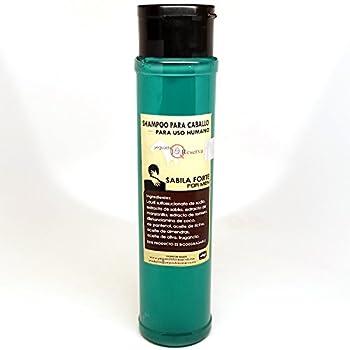 Yeguada La Reserva Shampoo Sabila Forte - Men Organic Anti Hair Loss & Fast Growth Hair and Scalp Treatment