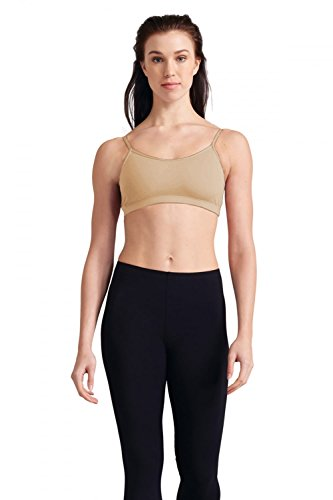 Capezio Damen Team Basic Bra Top S Nude
