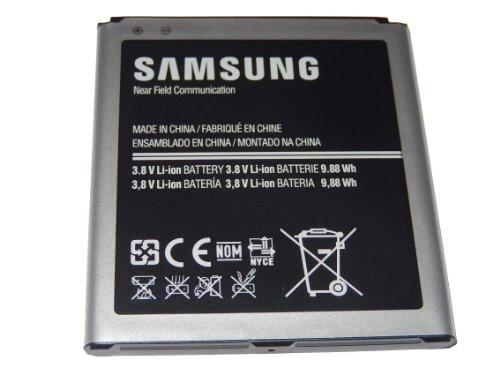 Original Li-Ion Akku 2600mAh (3.8V) mit NFC für Handy Smartphone Samsung Galaxy S4 SIV VE LTE GT-i9515 wie B600BE, B600BU, EB-B600BUB, EB-B600BUBESTA