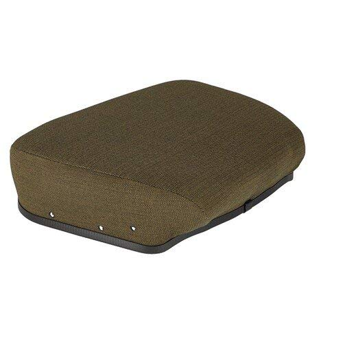 Seat Cushion Mechanical Suspension Fabric Brown Compatible with John Deere 4450 2755 4250 4650 2355 8430 4030 4230 4760 4040 4430 2750 2550 2140 4840 4050 4240 2940 4630 2555 4440 4850 2950 4640 2350