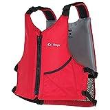 Onyx 121900-100-004-17 Universal Paddle Vest - Red