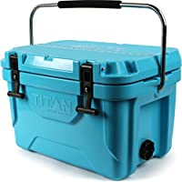 Arctic Zone Titan Deep Freeze 20Q Premium Ice Chest Roto Cooler with Microban Antimicrobial Protection