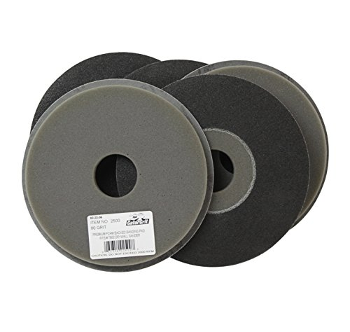 Find Discount Gator Grit Foam Backed Drywall Sanding Pads - 5 Pads - 80 Grit