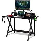 Best Tangkula Office Desks - Tangkula 48 Inch Gaming Desk, Professional E-Sport Gamer Review