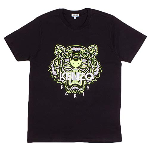 Kenzo T-Shirt Tigre Black Size M