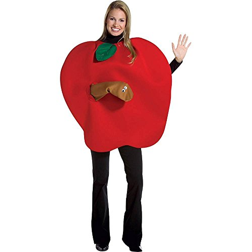Rasta Imposta Déguisement Pomme Véreuse Taille : L - 40/42