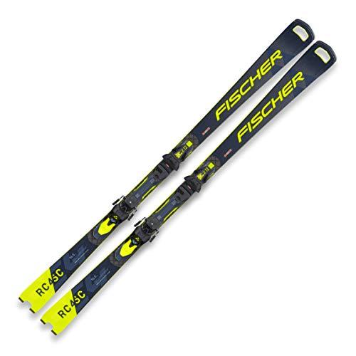 FISCHER Ski RC4 Worldcup SC MT 160cm Modell 2021 + Bindung RC4 Z12 Powerrail