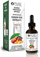Pure Inventions - Antioxidant Green Tea Extract - Peach (60 Servings) - 2 Oz