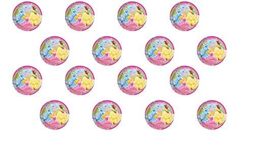 3020; 2 paquetes de 8 platos de cartón 23cm DISNEY PRINCESS SUMMER PALACE; ideal para fiestas y cumpleaños