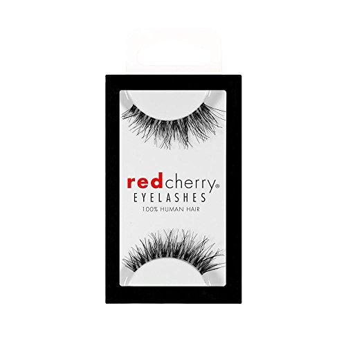 Red Cherry #DW False Eyelashes (Pack of 3...