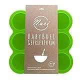Nuri BPA-freie Gefrierform zum Einfrieren und Aufbewahren von Babynahrung