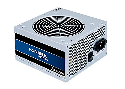 Chieftec GPB VQ-350S PSU ATX de 12V Fuente de alimentación para PC (350W, Ventilador de 12cm, 230V)