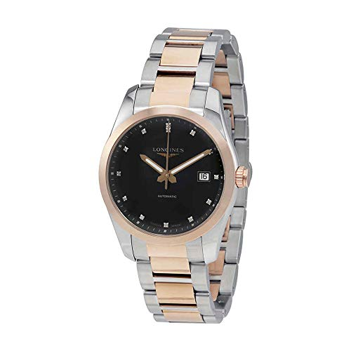 Longines Conquest Classic L2.785.5.58.7 18K Goud en Roestvrij Staal Automatisch Heren Horloge