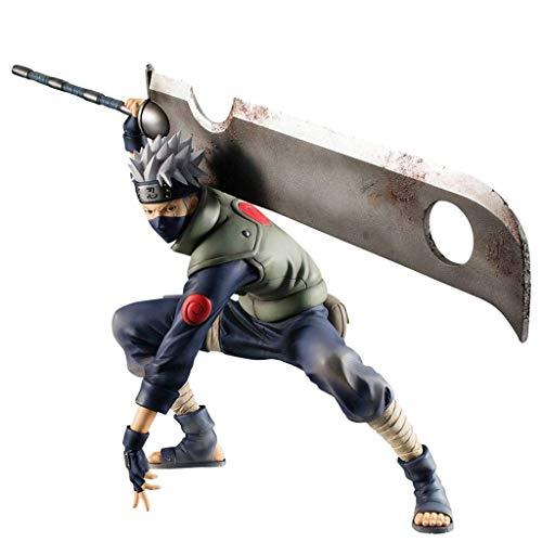 Siyushop Naruto: Figura PVC De Hatake Kakashi Gem Series - Hatake Kaka