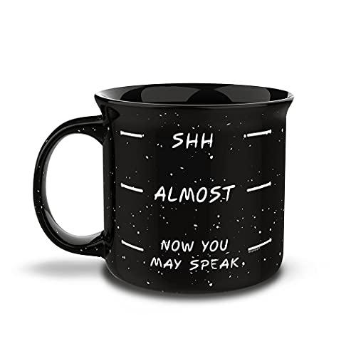 Shop4Ever Kaffeetasse mit Aufschrift