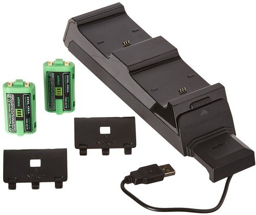 Nyko Modular Charge Station for Xbox One – Black Edition