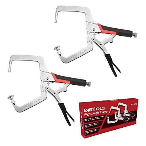 Woodworking Tools, WETOLS Pocket Hole Clamp 2...