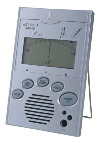 digitales chromatisches Stimmgerät von Cherub, WST-500A