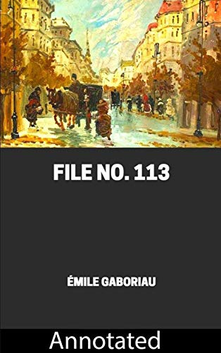 File No. 113 annotated (English Edition)