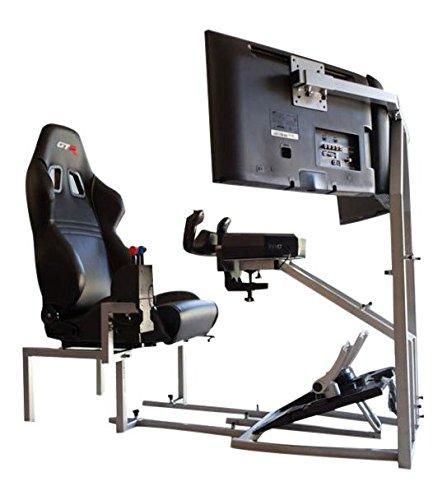 GTR–Asiento de simulador de vuelo...