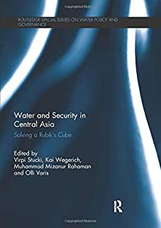 Water and Security in Central Asia: Solving a Rubik's Cube