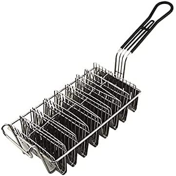 exari Louisville-Jefferson County Mall Stainless Steel Frying Fry Multi-Cell Colorado Springs Mall Crepes Basket