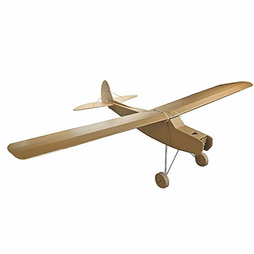 Graupner FT4101 - Flite Test Stol Flugzeug Simple Storch Speed Build Kit, Swappable-Serie