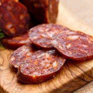 Chorizo Sausage 5 Lb Case - 7-8 oz (Pack of 10)