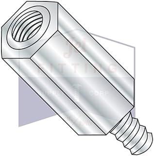 UNICORP MMF1301-M06-F16-M3 4.5MM Hex Male-Female Standoff M3 THD x 5MM lg Aluminum QTY-10